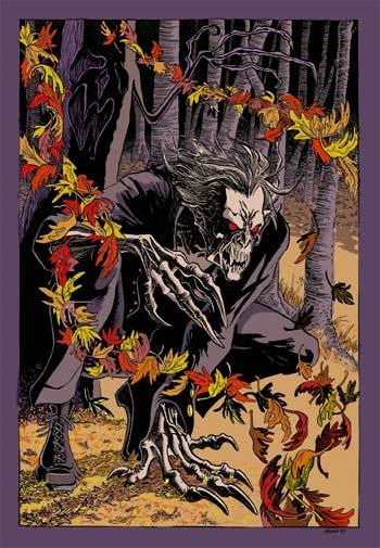 Autumn Vampire