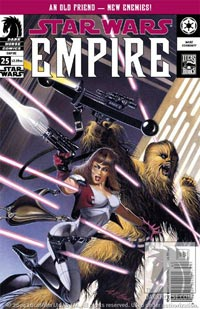 Star Wars: Empire #25 Cover