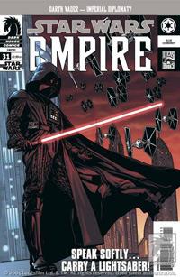 Star Wars: Empire #31 Cover