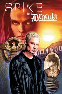 Spike Vs. Dracula #1 Cover