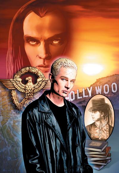 Spike Vs. Dracula 1 Cover Final
