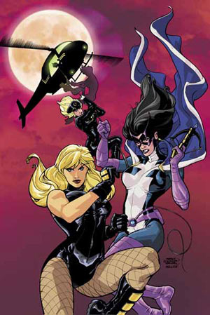 Birds of Prey 92 cover