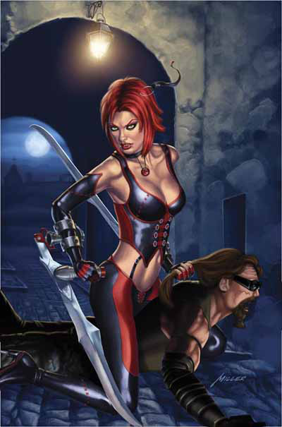 BloodRayne Cover 1