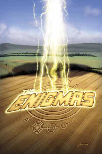 The Enigmas Cover 1