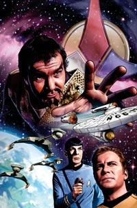 Star Trek: Klingons: Blood Will Tell #1 Cover