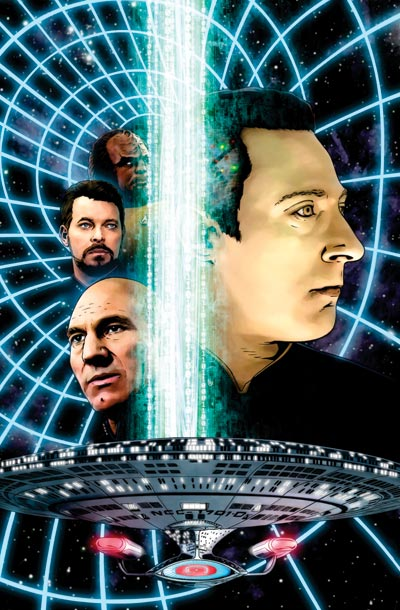 TNG #5 Cover Color In Progess
