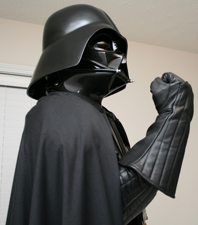 Robert Bean as Darth Vader