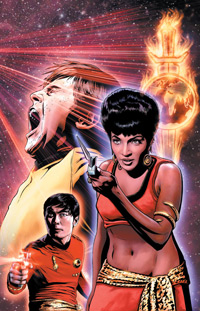 Star Trek Mirror Images 4 Cover
