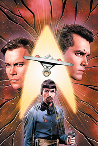 Star Trek Mirror Images 5 Cover