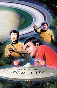 Star Trek Year Four 2 Cover