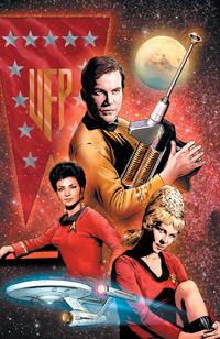 Star Trek Year Four 6 Cover