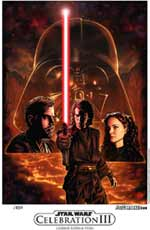 Corroney Celebration III Revenge of the Sith Print